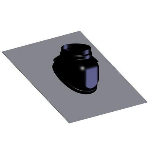 Tricox ferde tető borítás 25-45° 100-125 mm kondenzációs gázkéményhez